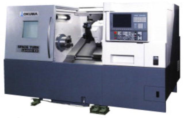 オークマ㈱ LB4000 EX(MY C1500)