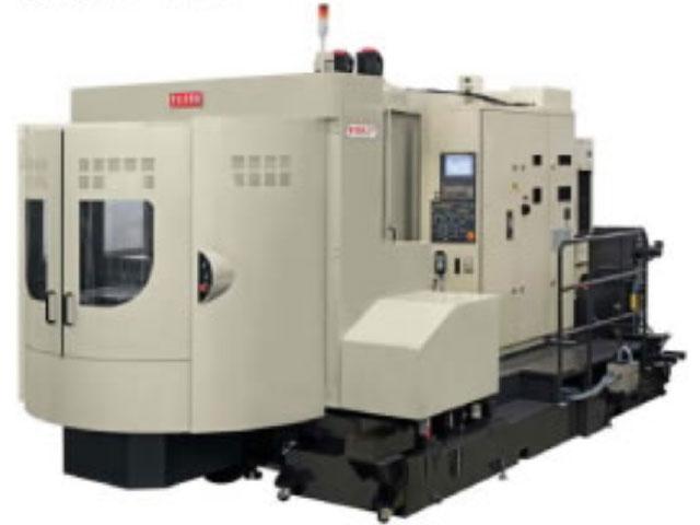 安田工業㈱ YBM 7T-63aRP-5PLS+LU